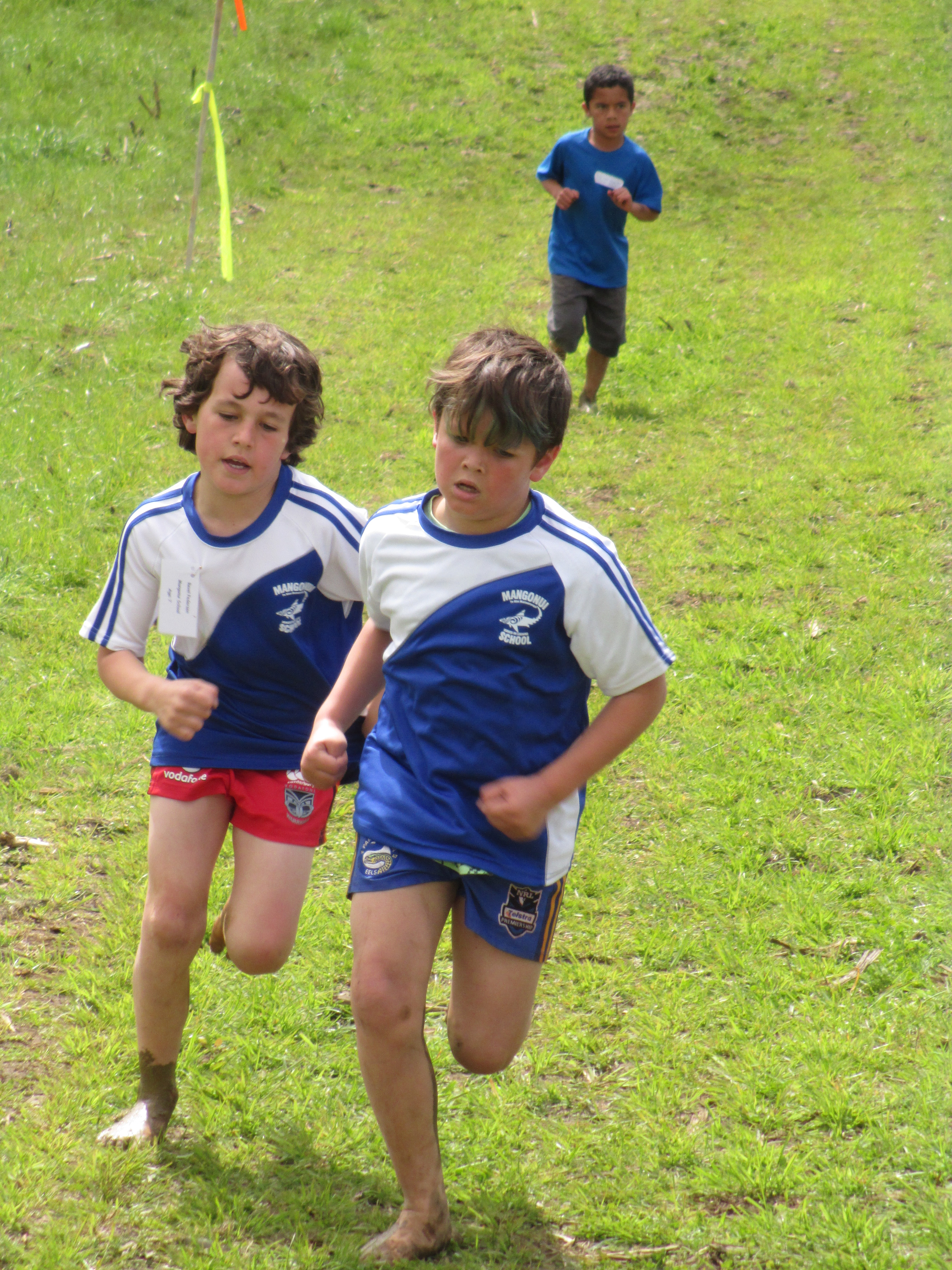 old school cross country meet results